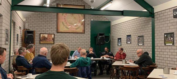 Jaarvergadering Sint Hubertus Gilde Liessel 2020